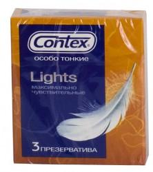 Презервативы, Контекс №3 лайт особо тонкие
