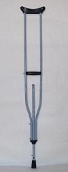 Костыли опорные, №2 арт. 16(540) металлические для взрослых