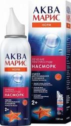 Аква Марис норм, 150 мл для промывания и орошения полости носа