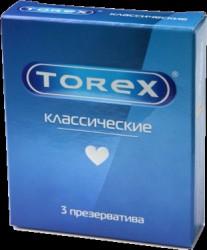 Презервативы, Торекс №3 классические